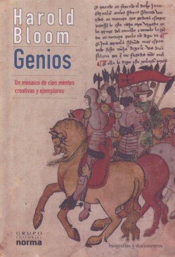 9789580486978: Genios/genius: Un Mosaico De Cien Mentes Creativas Y Ejemplares