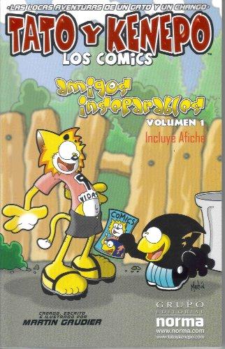 9789580487302: Comics Tato y Kenepo (Spanish Edition)