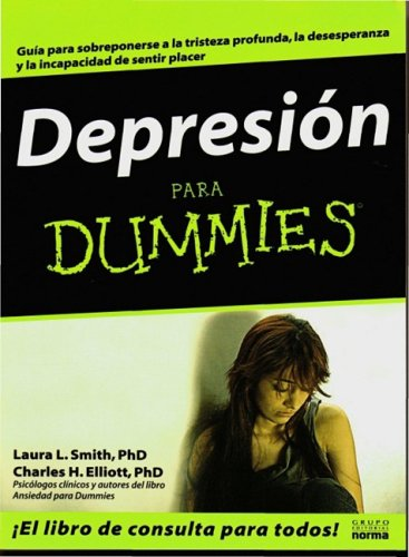 9789580488996: Depresion Para Dummies / Depression for Dummies (Para Dummies) (Spanish Edition)