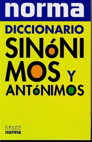 Sinonimos y antonimos: edited