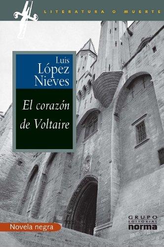 9789580490654: El Corazon de Voltaire / Voltaire's Heart (Spanish Edition)