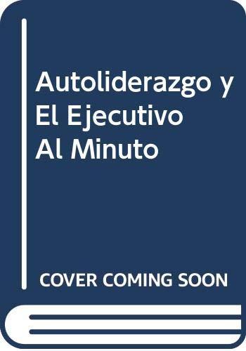 9789580492108: Autoliderazgo y El Ejecutivo Al Minuto
