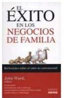 9789580493204: El Exito En Los Negocios de Familia