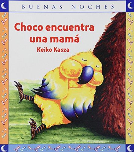 9789580493921: Choco encuentra una mama/ A Mother For Choco (Buenas Noches/ Good Night)