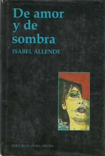 9789580602323: De Amor Y De Sombra