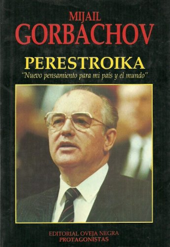 9789580608059: Mijail Gorbachov Perestroika