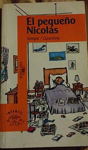 9789582401054: Pequeno Nicolas, El (Spanish Edition)