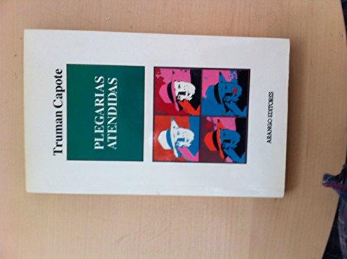 9789582701000: Plegarias Atendidas (Spanish Edition)