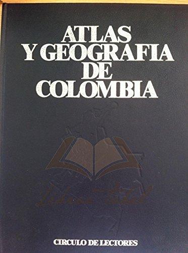 9789582800246: Atlas y geografía de Colombia