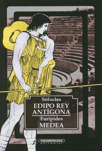 9789583000812: Edipo Rey - Antígona - Medea (Spanish Edition)