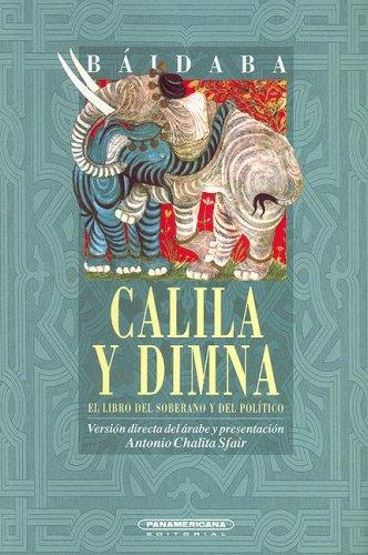 9789583000881: Calila y Dimna (Spanish Edition)