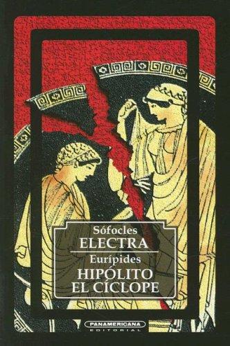 9789583001048: Electra - Hipolito - el Ciclope (Spanish Edition)