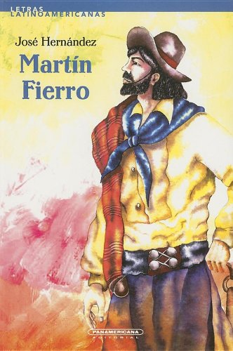9789583002199: Martín Fierro (Letras Latinoamericanas) (Spanish Edition)