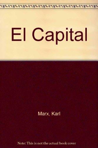 El Capital (Spanish Edition): Karl Marx