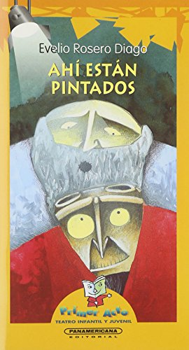 9789583004360: Ahi estan pintados / There are Painted (Spanish Edition)