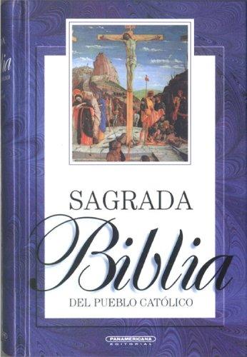 Sagrada Biblia del Pueblo Catolico (Spanish Edition): Panamericana