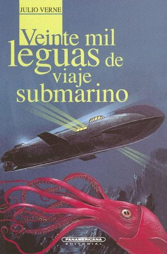 20.000 Leguas De Viaje Submarino: Jules Verne