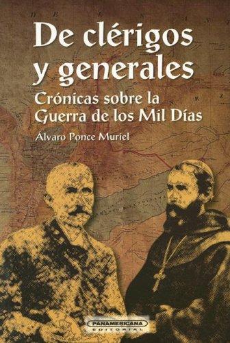 9789583007606: De Clerigos Y Generales (Cuadernillos de Historia)