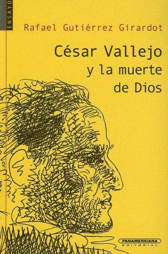 9789583007712: César Vallejo y la muerte de dios (Coleccion Juridica)