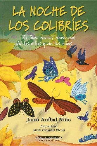 9789583009419: La Noche de los Colibries (Literatura Juvenil (Panamericana Editorial)) (Spanish Edition)
