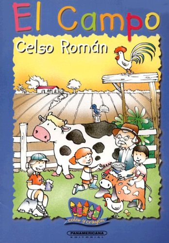 9789583009723: El Campo / Camping (Color y Crayon) (Spanish Edition)