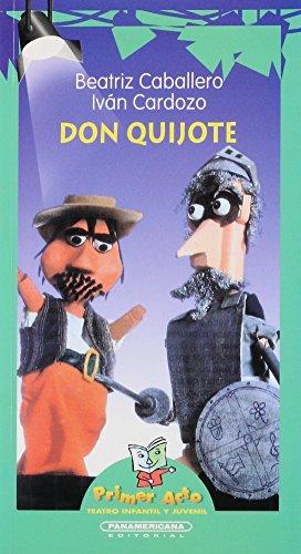 Don Quijote (Primer Acto / First Act): Caballero, Beatriz-Cardozo, Iván