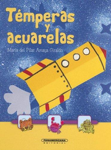 9789583017711: Temperas y acuarelas (Spanish Edition)