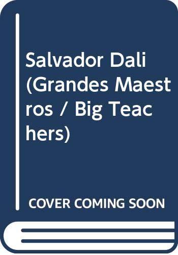 9789583021848: Salvador Dali (Grandes Maestros / Big Teachers) (Spanish Edition)