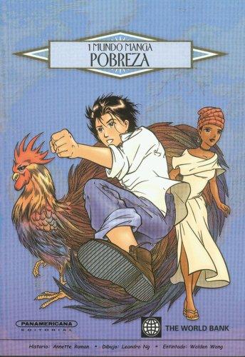 9789583027000: Pobreza - 1 Mundo Manga (Spanish Edition) (Mundo Manga/ Manga World)