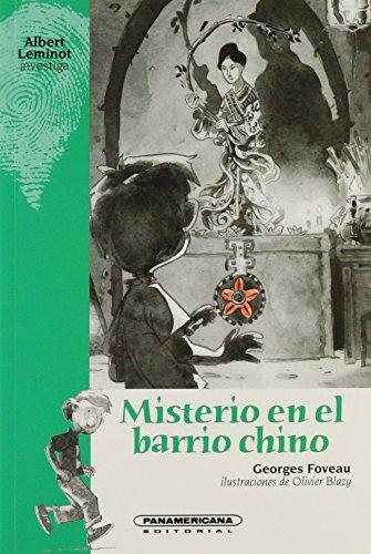 Misterio en el barrio chino (Juvenil) (Spanish: Foveau, Georges