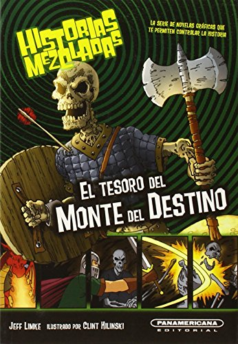 9789583034879: El Tesoro del Monte del Destino = The Treasure of Mount Fate (Historias Mezcladas) (Spanish Edition)