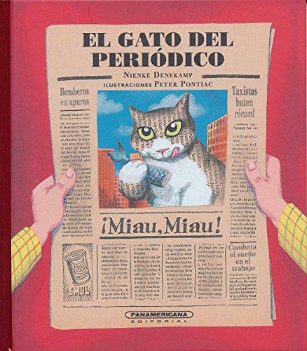 El gato del periodico (Spanish Edition): Nienke Denekamp