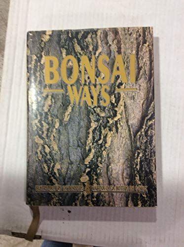 9789583300585: Bonsai Ways
