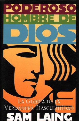 9789583312410: Poderoso Hombre De Dios (Mighty Man Of God, Spanish Edition)