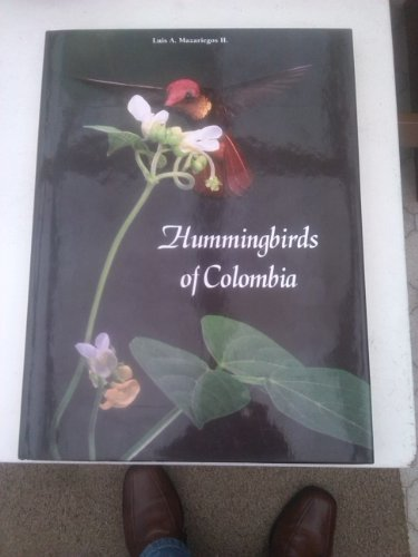 9789583316326: Hummingbirds of Colombia