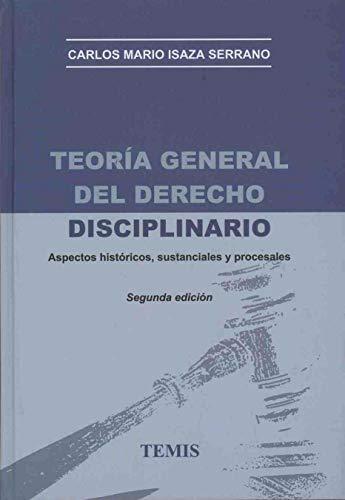9789583507540: Teoría general del derecho disciplinario