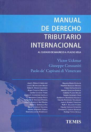 9789583507625: Manual de derecho tributario internacional