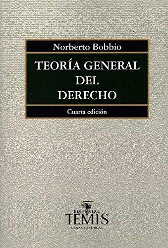 9789583509483: TEORIA GENERAL DEL DERECHO / 4 ED.