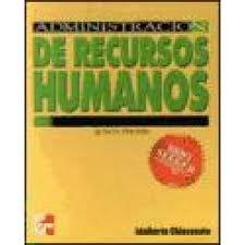 9789584100375: Administración de recursos humanos 5ª Ed