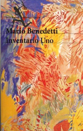 Inventario Uno (Poesía Completa 1950-1985): Benedetti, Mario