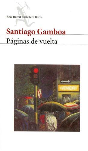 9789584204592: Paginas De Vuelta / Turned Pages (Biblioteca Breve) (Spanish Edition)