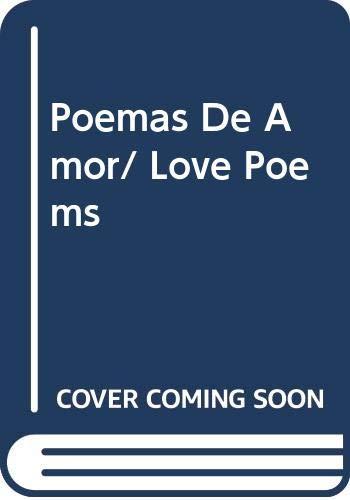 9789584209108: Poemas De Amor/Love Poems