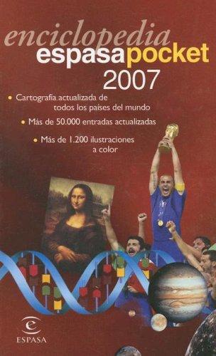 Enciclopedia Espasa Pocket (Spanish Edition): CALPE, ESPASA