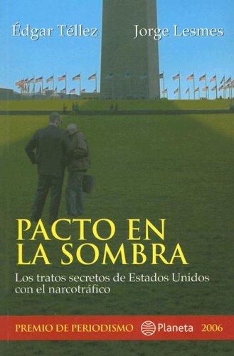 Pacto en la Sombra : Los Tratos: Edgar Tellez; Jorge
