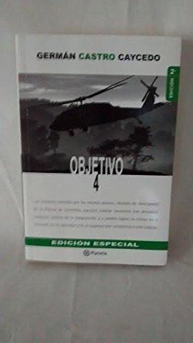 Objetivo 4: GERMAN CASTRO CAYCEDO