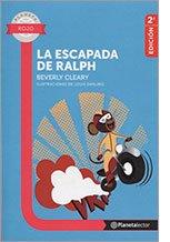 9789584231352: La escapada de Ralph