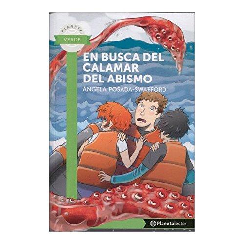 9789584235770: En busca del calamar del abismo - Planeta lector
