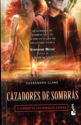 9789584247117: CAZADORES DE SOMBRAS 4 CIUDAD DE LOS ANGELES CAIDOS