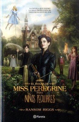 9789584251848: El hogar de Miss Peregrine para niños peculiares