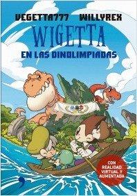 9789584254979: Wigetta en las Dinolimpiadas